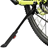 BV Heavy Duty Rear Mount Bicycle Bike Kickstand Adjustable for 24' -...