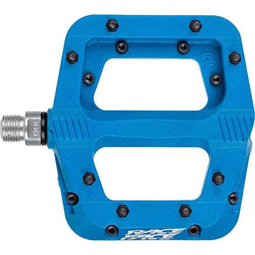 Race Face Chester Pedals, Blue, 15mm-18,4mm