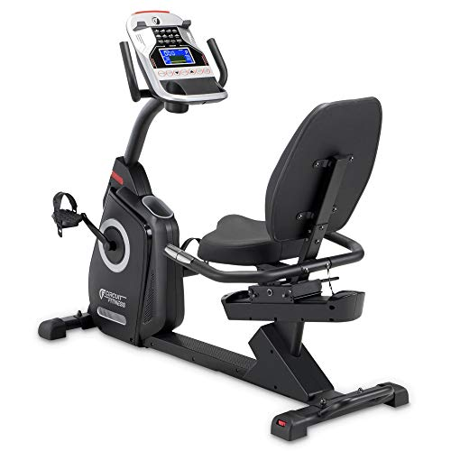 CIRCUIT FITNESS Circuit Fitness Magnetic Recumbent Exercise Bike with...