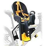 Bicycle Seat for - Kids Child Children Infant Toddler - Front Mount...