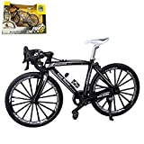 Kiwochy 1: 8 Bike Metal Model Bikes Toys Bicycle Model Decoration...