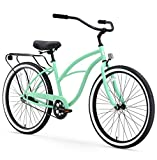 sixthreezero Around The Block Women's Single-Speed Beach Cruiser...