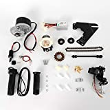 Futchoy 250W 24V Newest Electric Bike Left Drive Conversion Kit Can...