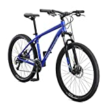 Mongoose Switchback Comp Adult Mountain Bike, 9 Speeds, 27.5-inch...