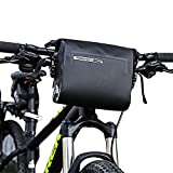 Allnice Bike Handlebar Bag Waterproof 3L Mountain Road MTB Bike...