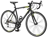 Schwinn Phocus 1400 and 1600 Drop Bar Road Bicycle for Men and Women,...
