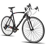 Hiland Road Bike 700c Racing Bike City Commuter Bicycle with 14 Speeds...