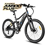 Eahora AM100 27.5inch Mountain Electric Bicycle 48V 10.4Ah Removable...