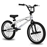 Hiland 20 Inch Kids Bike BMX Bicycles Freestyle for Boys Teenagers...