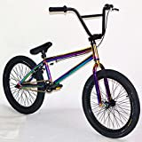 Pro 20' Complete BMX Bicycle W/ 3 Piece Crank, Pegs Included, Oil...