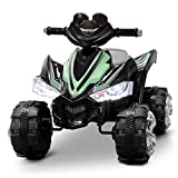 Kidzone Kids Ride On ATV Car 12V Battery Powered Electric 4-Wheeler 2...