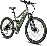Eahora AM100 27.5inch 48V Mountain Electric Bicycle Dual Hydraulic...