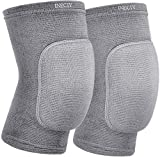 INECIY Best Soft Knee Pads for Dancers-Knee Pads Knee Guards for Ath...