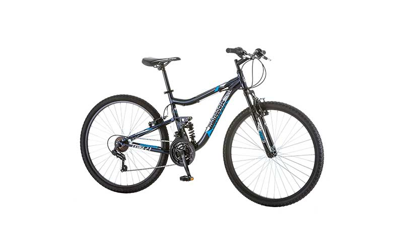 f25dd8923af Mongoose Ledge 2.1 Review: An Affordable Mountain Bike? mongoose ledge 2.1  specs