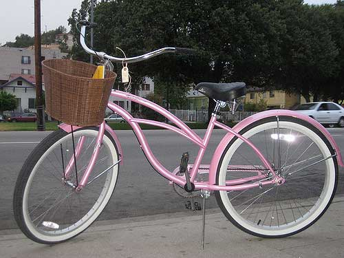 Cruiser Bikes For Women!