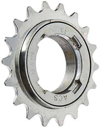 SENQI Bike Freewheel Sprocket Gear Single Speed 12T 14T 16T and 3 Speed New